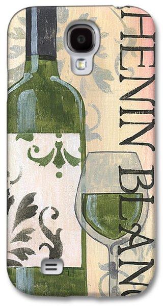 Transitional Wine Chenin Blanc Galaxy S4 Case by Debbie DeWitt