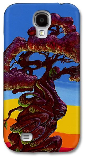 Recently Sold -  - Creepy Galaxy S4 Cases - Treant 2 - The Strangler Galaxy S4 Case by Christopher Shouse