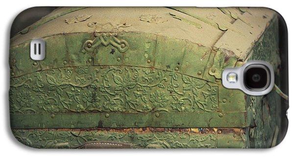 Jennifer Apffel Galaxy S4 Cases - Treasure Chest Galaxy S4 Case by Jennifer Apffel