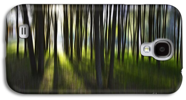 Tree Abstract Galaxy S4 Case by Avalon Fine Art Photography