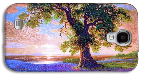 Tree Of Tranquillity Galaxy S4 Case by Jane Small