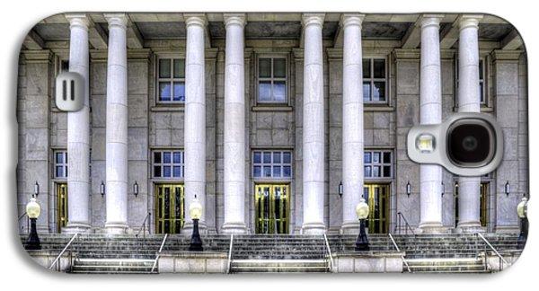 Hattiesburg Galaxy S4 Cases - Trent Lott National Center Galaxy S4 Case by JC Findley