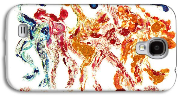 Tribal Dance Galaxy S4 Case by M Images Fine Art Photography and Artwork