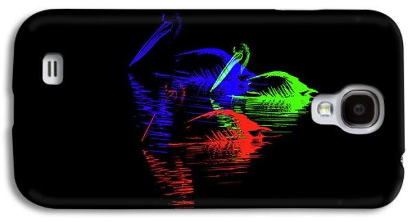 Tripolar Galaxy S4 Case by Az Jackson