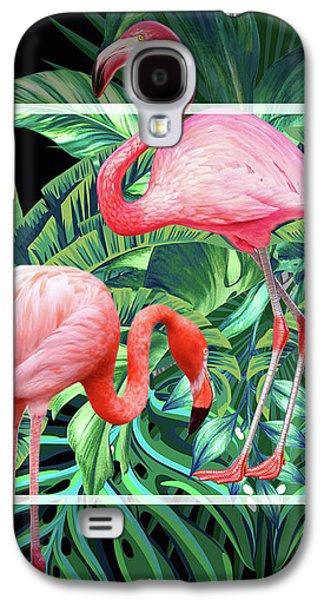 Tropical Mood  Galaxy S4 Case by Mark Ashkenazi
