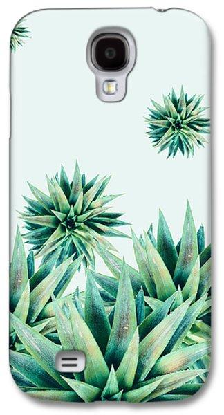 Tropical Stars  Galaxy S4 Case by Mark Ashkenazi