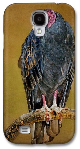 Turkey Vulture Galaxy S4 Case by Nikolyn McDonald