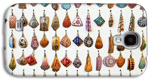 Turkish Earrings Galaxy S4 Case by Tom Gowanlock
