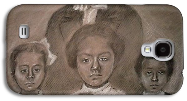 African-american Galaxy S4 Cases - Turn of the Century Galaxy S4 Case by Deborah  Branch