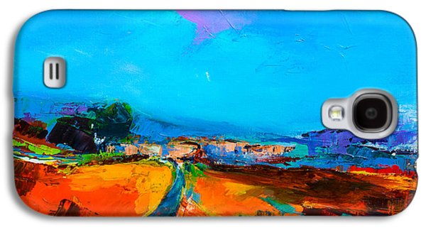 Tuscan Village Galaxy S4 Case by Elise Palmigiani