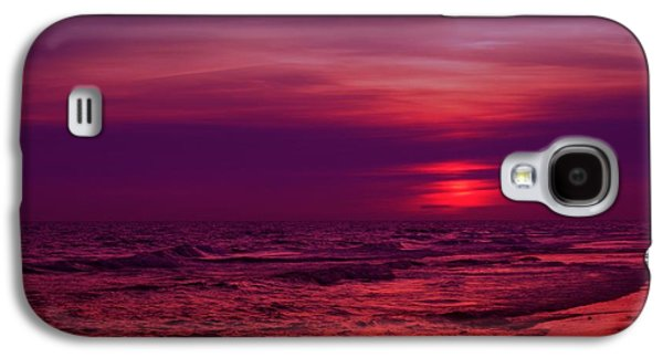 Panama City Beach Galaxy S4 Cases - Twilight Galaxy S4 Case by Sandy Keeton
