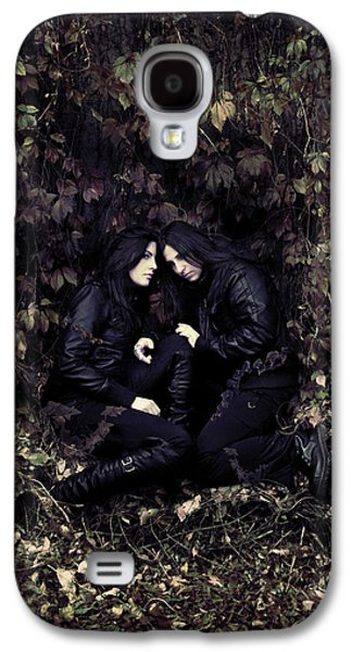 Twins Galaxy S4 Case by Cambion Art