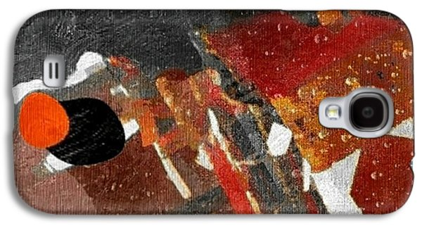 Abstract Digital Photographs Galaxy S4 Cases - Twosome Galaxy S4 Case by Kathie Chicoine