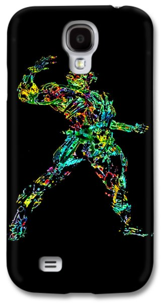 Crime Fighter Galaxy S4 Cases - Ultron Galaxy S4 Case by Brian Reaves