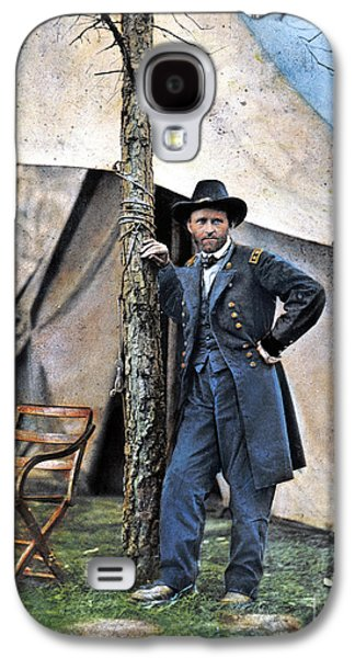 Republican Party Galaxy S4 Cases - Ulysses S. Grant Galaxy S4 Case by Granger