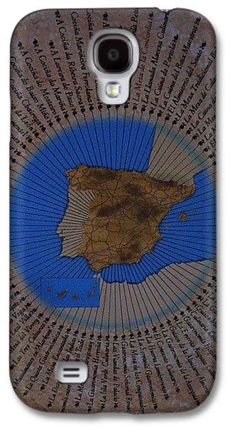 Spanien Galaxy S4 Cases - Una Seleccion Especial ... Galaxy S4 Case by Juergen Weiss
