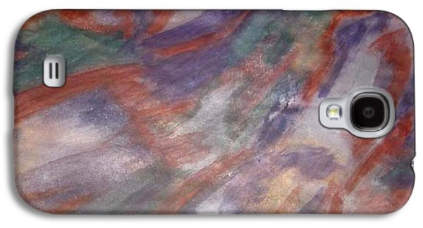 Unclaimed Talent  Galaxy S4 Case by Paula Andrea Pyle