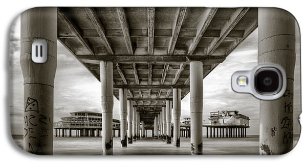 Under The Boardwalk Galaxy S4 Case by Dave Bowman