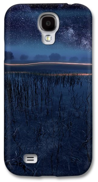 Waterscape Galaxy S4 Cases - Under the shadows Galaxy S4 Case by Jorge Maia