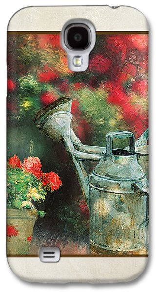 Water Filter Galaxy S4 Cases - Under the Trees Galaxy S4 Case by Audrey Jeanne Roberts
