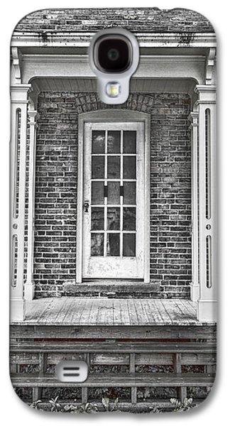 Slavery Galaxy S4 Cases - Underground Railroad - Tubman House Galaxy S4 Case by Stephen Stookey