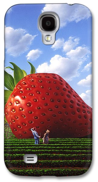 Unexpected Growth Galaxy S4 Case by Jerry LoFaro
