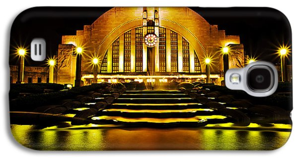 Terminal Photographs Galaxy S4 Cases - Union Terminal Galaxy S4 Case by Keith Allen