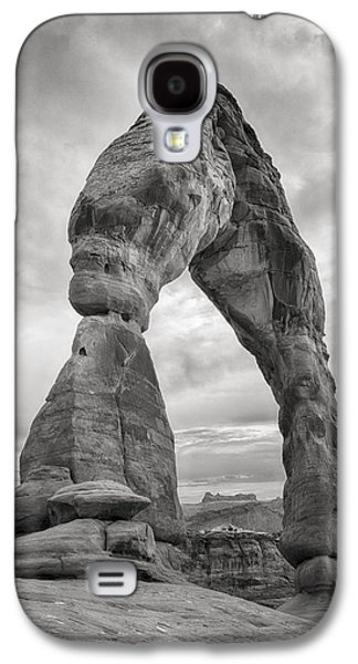 Nature Study Photographs Galaxy S4 Cases - Unique Delicate Arch Galaxy S4 Case by Adam Romanowicz