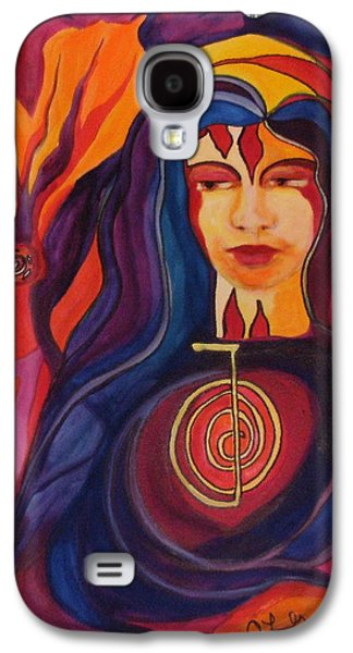 Universal Mother Galaxy S4 Case by Carolyn LeGrand