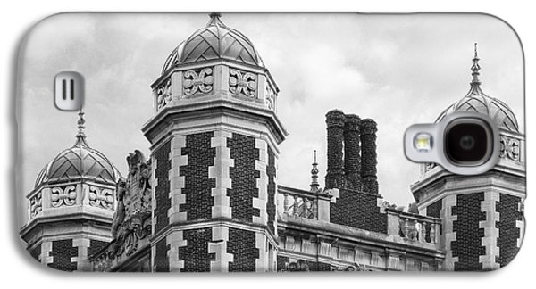 University Of Pennsylvania Quadrangle Towers Galaxy S4 Case by University Icons