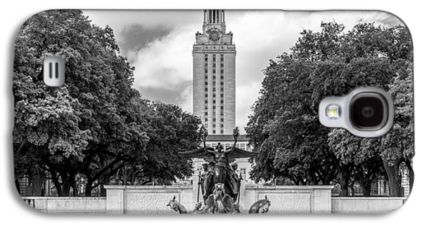 Special Occasion Photographs Galaxy S4 Cases - University of Texas Austin Littlefield Fountain Galaxy S4 Case by University Icons