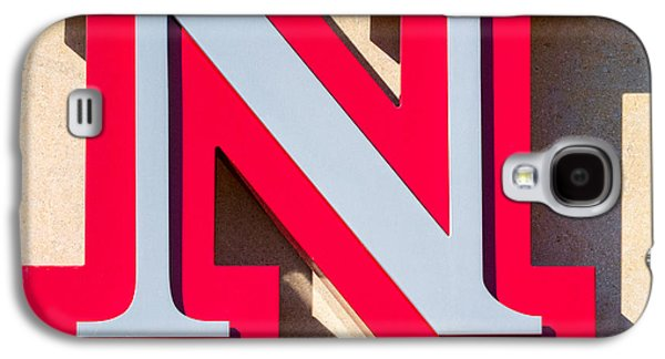 UNL Galaxy S4 Case by Jerry Fornarotto
