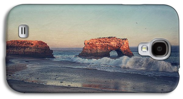 Evening Digital Galaxy S4 Cases - Until the Good is Gone Galaxy S4 Case by Laurie Search