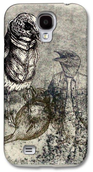 Untitled 1 Galaxy S4 Case by Marooha Mohsin