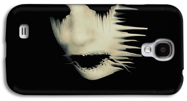 Mystifying Galaxy S4 Cases - Drained Galaxy S4 Case by Frances Lewis