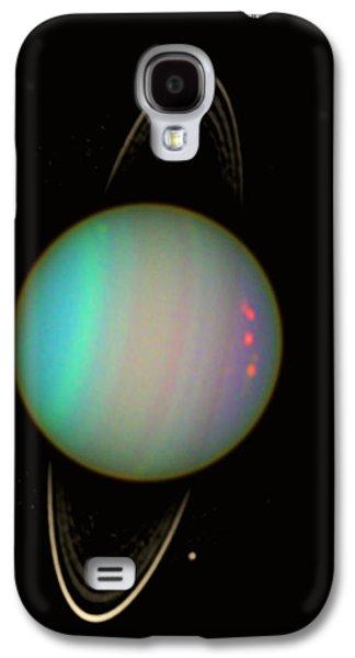 Desdemona Galaxy S4 Cases - Uranus Galaxy S4 Case by Nasaesastscie.karkoschka, U.arizona