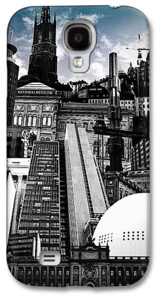 Urban Stockholm Galaxy S4 Case by Nicklas Gustafsson