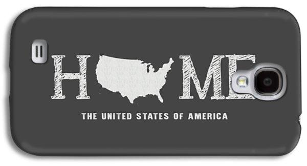 Usa Home Galaxy S4 Case by Nancy Ingersoll