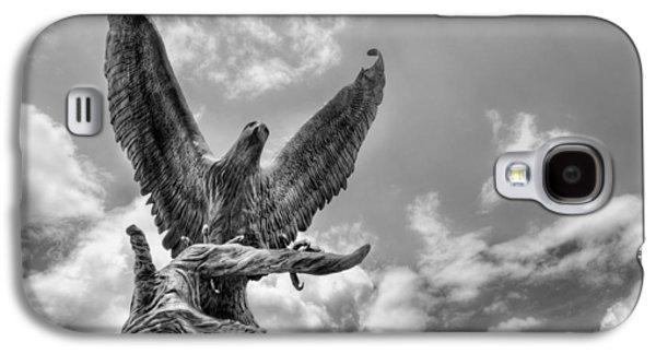 Hattiesburg Galaxy S4 Cases - USM Golden Eagles Galaxy S4 Case by JC Findley