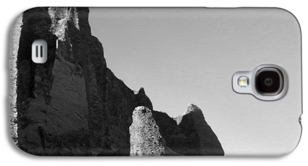 Surreal Landscape Digital Art Galaxy S4 Cases - Utah Outback 32 Galaxy S4 Case by Mike McGlothlen