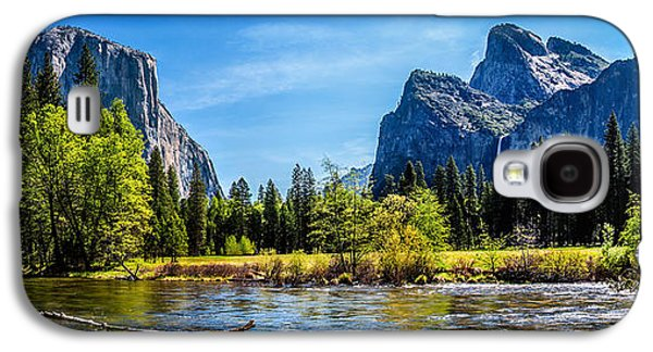 Tranquil Valley Galaxy S4 Case by Az Jackson