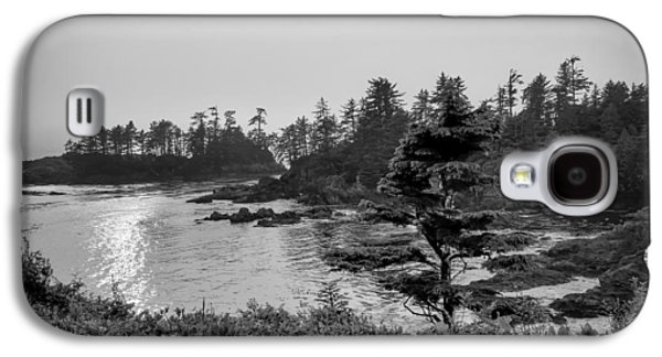 Sun Galaxy S4 Cases - Vancouver Island At Twilight Galaxy S4 Case by Y Yoncee
