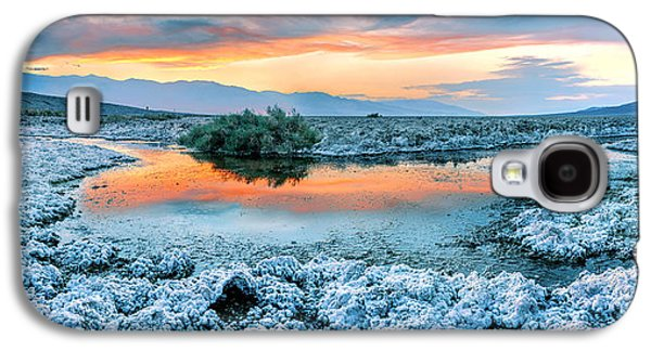 Lounge Galaxy S4 Cases - Vanilla Sunset Galaxy S4 Case by Az Jackson