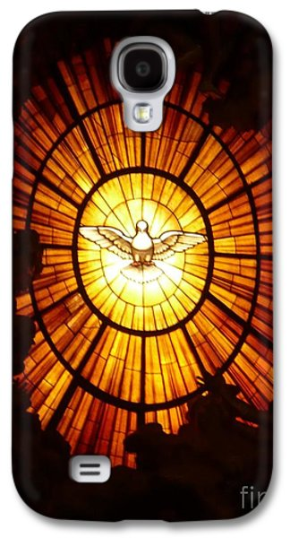 Religious Galaxy S4 Cases - Vatican Window Galaxy S4 Case by Carol Groenen