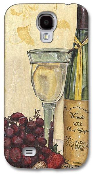Veneto Pinot Grigio Galaxy S4 Case by Debbie DeWitt