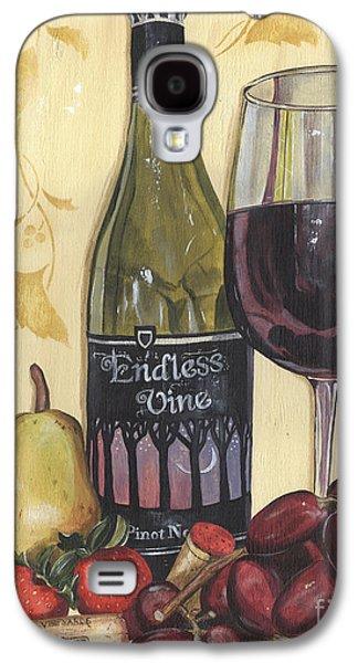 Veneto Pinot Noir Galaxy S4 Case by Debbie DeWitt