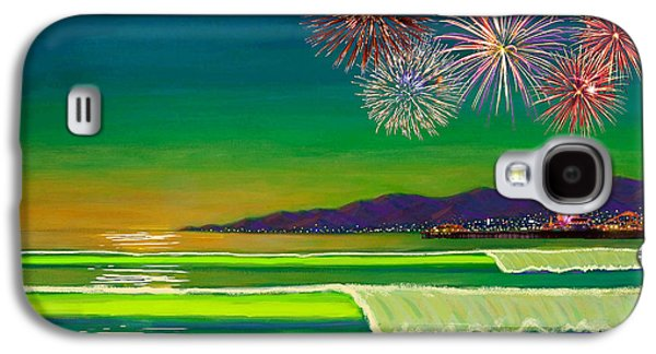 Venice Beach Celebration  Galaxy S4 Case by Frank Strasser