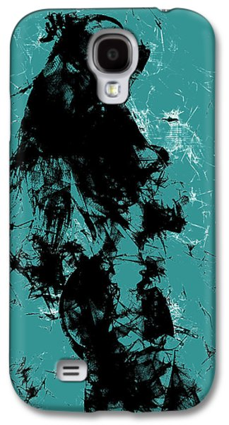 Slam Galaxy S4 Cases - Venus Williams 4f Galaxy S4 Case by Brian Reaves
