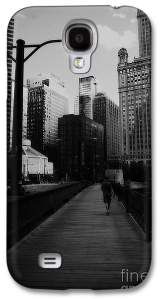 Vertigo Chicago Galaxy S4 Case by Frank J Casella