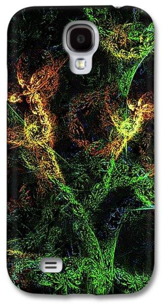 Vibrant Jungle Galaxy S4 Case by Burtram Anton